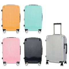 [유랑스] 빈티지 파스텔톤 여행가방 7107-20사이즈