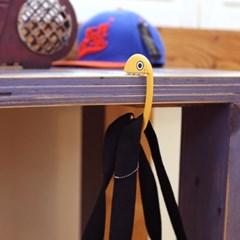 소중한 가방을 지키는 귀여운 캐릭터, 휴대용 가방걸이 백맨