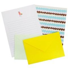 Letter Set(m) Bird