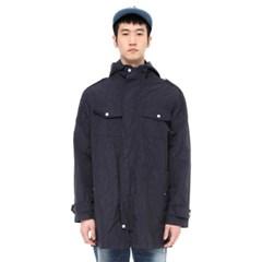 UTO 92 untage capter coat_navy(남여공용)