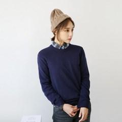 Color soft knit
