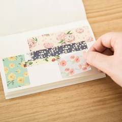 Floral Masking Sticker Set