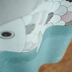 (샤워커튼)트래블링캣