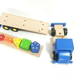 [바조]나무장난감_빅카고트럭
