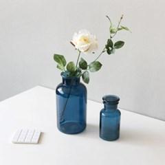 코발트 블루 시약병