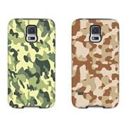 [듀얼케이스] Vintage Camouflage (갤럭시)