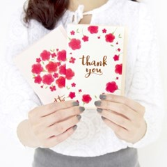 땡큐베리 카드 thank you very card