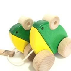 [바조]나무장난감_점핑 개구리