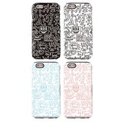 SKINU x Keith Haring 범퍼케이스 - Pattern