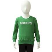 아동 로고 맨투맨티셔츠 S5SKMT015SK