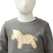 아동 얼룩말 맨투맨티셔츠 S5SKMT006ZE