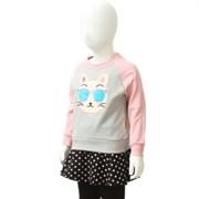 아동 선글라스고양이 티셔츠 S5SKMR012CT