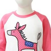 아동 포니 나그랑 티셔츠 S5SKMR011PY