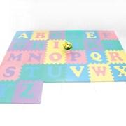리빙코디 와이드 퍼즐매트 (알파벳) 26P