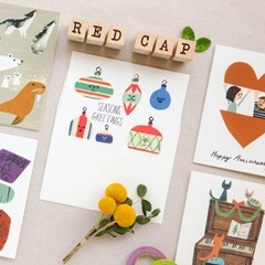 [Red Cap Cards] Bulbs