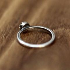 RS-132 꼬마 황동이니셜 반지(Brass Initial Ring)