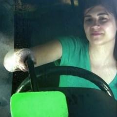 차량용 내부 유리닦이