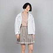 [쿠치마치] 컬러 도트 자켓 (3color)