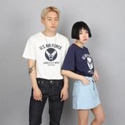 [쿠치마치] (BOY&GIRL) 에어포스 T (4color)