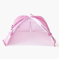 [SPICE] VACANCES FOOD COVER - STRIPE PINK