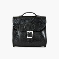 Brit-Luxe Shoulder Black
