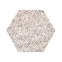Polygon Placemat (실리콘재질 폴리곤 테이블매트) - Nude