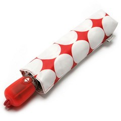 [VOGUE] 보그 3단 자동 우산(양산겸용) - The 빨강
