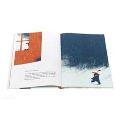 [다락룸] Plip, the Umbrella Man by Gestalten