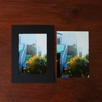 3*5 PHOTO FRAME (BLACK)