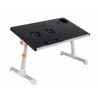 컵홀딩 쿨러형 노트북 테이블