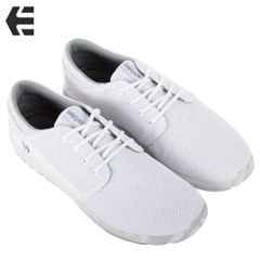 [ETNIES] SCOUT (WHITE/GREY)_(2133051)