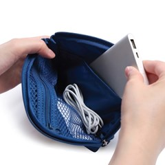 CABLE POUCH size S 여행용 케이블 파우치