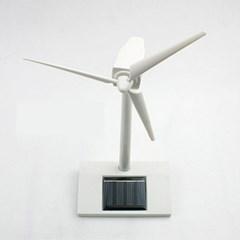 태양열 풍력발전기 모형