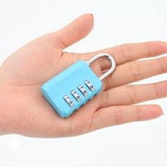 [TCUBE] 티큐브 여행용 고급 안전자물쇠 - 4다이얼