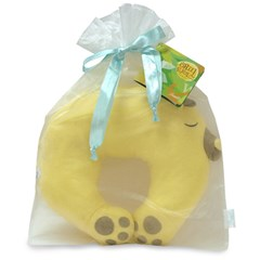 Neck Cushion_lemon bear