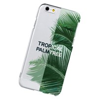 Tropical Palm Tree For Clearcase(iPhone)