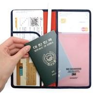 CLASSY PLAIN NO SKIMMING PASSPORT
