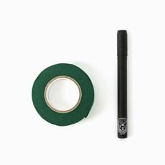 칠판 마스킹 테이프 30mm (그린)
