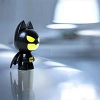 박쥐맨 USB LED 라이트
