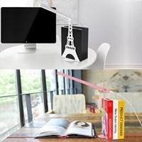 에펠탑 USB LED 독서램프