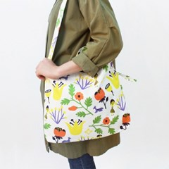 FABRIC TWO-WAY BAG 4종