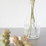 크리스탈 유리 화병 - Crystal Glass Vase