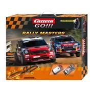 Carrera Rally Masters 슬롯카 레이싱 트랙 미니카