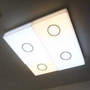 LED 구스 방등 50W