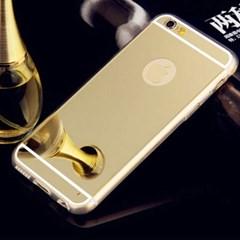 [CRO]반짝이는 미러 젤리케이스(아이폰6)
