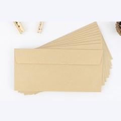 크라프트지 봉투 10매(L)