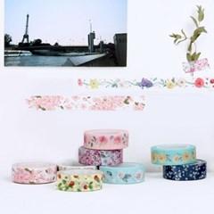 Floral Masking Tape