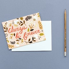 Always & Forever Card
