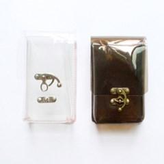 델로스 타로카드 케이스 Tarot card Case (transparency)