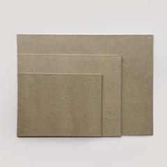 [클레르퐁텐] 보드캔버스 직사각형-카키 / 크기선택